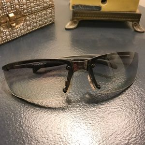 Chanel 4008 Rimless Sunglasses